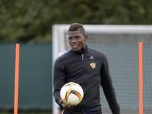 Der FC Basel will den Scheizer Nationalspieler Breel Embolo nicht abgeben