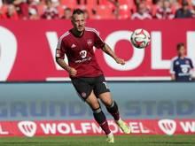Der 1. FCNürnberg hat den Vertrag mit Mittelfeldspieler Timo Gebhart mit sofortiger Wirkung aufgelöst