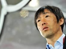 Chinas Nationalmannschaft wird übergangsweise von Gao Hongbo trainiert