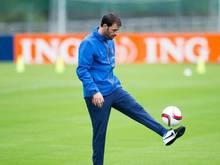 Ruud van Nistelrooy wird ab Sommer bei der PSV Eindhoven arbeiten