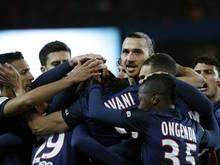 PSG darf einen Sieg und einen Rekord feiern
