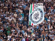 Nicht zum ersten Mal fielen Lazio-Fans mit rassistischen Rufen negativ auf