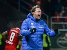 Für Ralph Hasenhüttl ist Augsburg «ein bisschen die Mannschaft der Stunde»