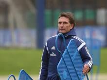 Bruno Labbadia und der HSV stehen gegen Köln unter Druck