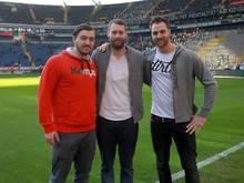 Die Handball-Europameister haben der Eintracht kein Glück gebracht