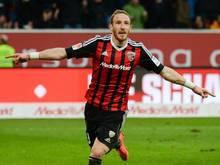 Seine Teamkollegen beim FC Ingolstadt sagen Moritz Hartmann Nerven aus Stahl nach