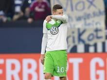 Der frühere Schalker Julian Draxler erlebte eine Rückkehr zum Vergessen