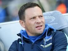 Berlins Trainer Pal Dardai muss wohl auf drei Stammspieler verzichten