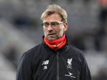 Jürgen Klopp wird gegen West Ham United wieder an der Seitenlinie stehen