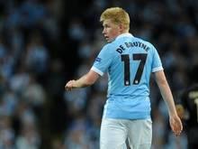 Kevin De Bruyne wechselte im Sommer für 75 Millionen zu Manchester City