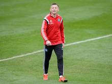 Ivica Olić spielt im Konzept von HSV-Trainer Bruno Labbadia derzeit keine Rolle