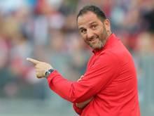 Trainer Frank Schmidt kennt Pokalsensationen