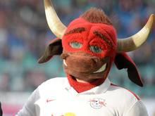 Am Sponsoring des Getränkehersteller bei RB Leipzig scheiden sich die Geister