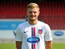 Marcel Titsch-Rivero verlängerte bei Heidenheim bis 2018