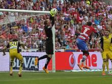 Jan Oblak spielt seit Sommer 2014 bei Atlético Madrid