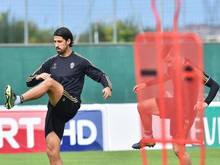 Sami Khedira meldete sich früher als erwartet wieder fit