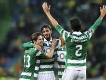 2:0 gewann Sporting Lissabon gegen Boavista Porto