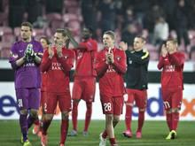 Der FC Midtjylland will im Rückspiel bei Manchester United die Sensation perfekt machen