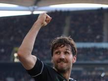 Christian Schulz hat die Torjägerkrone im Blick. Der 96-Kapitän erzielte seine beiden ersten Saisontreffer beim 2:1-Sieg in Stuttgart. Foto: Marijan Murat
