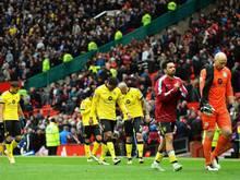 Aston Villa ist aus der Premier League abgestiegen