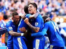 Leicester City überrascht derzeit die gesamte Fußballwelt