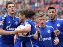 Die Schalker siegten bei Hannover 96 mit 3:1