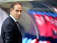 Oliver Mintzlaff ist der Vorstandschef bei RB Leipzig