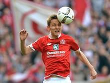 Der Mainzer Niko Bungert ist wieder fit