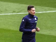 Julian Draxler will gegen Stuttgart wieder dabei sein