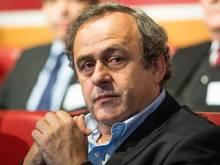 Vor dem CAS geht es um die sportpolitische Zukunft von Michel Platini