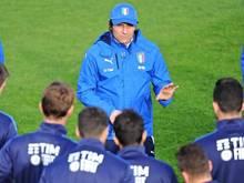 Antonio Conte versammelt gleich sieben Neulinge in seinem ersten Trainingslager