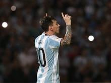 Lionel Messi will in diesem Jahr endlich die Copa América gewinnen