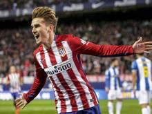 Antoine Griezmann würde im Finale gerne der Matchwinner für Atlético Madrid sein