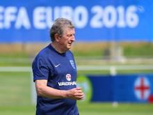 Englands Coach Roy Hodgson macht die Spielchen des Verbands nicht mit