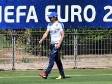 Antonio Conte trifft mit Italien im Achtelfinale auf Spanien