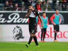 Carlos Zambrano steht bei Eintracht Frankfurt vor dem Abgang