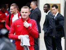 Wayne Rooney widerspricht Berichten über ein Zerwürfnis mit Roy Hodgson