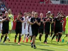 Der FC Ingolstadt startete in seine Saisonvorbereitung