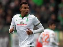 Melvyn Lorenzen ist ins Trainingslager des SV Werder Bremen nachgereist