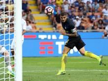 Das Tor von Mauro Icardi reichte für Inter nicht zum Sieg