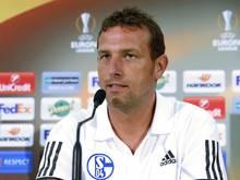 Schalkes Trainer Markus Weinzierl: Leistung gegen die Bayern soll der Maßstab sein