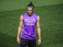 Gareth Bale wird mit Real Madrid bei der Klub-WM spielen