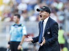 Giuseppe Iachini ist nicht mehr Trainer von Udinese Calcio