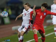 Südkorea setzte sich gegen Kanada durch