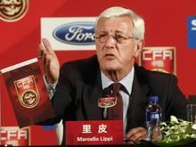 Kann Marcello Lippi China zur Fußball-Großmacht wachsen lassen