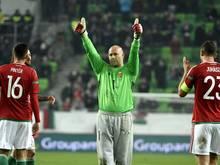 Gabor Király wird nie mehr für Ungarn spielen