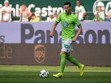Julian Draxler steht gegen den FC Ingolstadt wieder im VfL-Kader