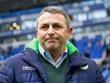 VW-Kreise hatten VfL-Geschäftsführer Klaus Allofs kritisiert.