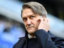 Dietmar Beiersdorfer wird in diesem Jahr wohl keinen Sportdirektor mehr verpflichten.