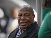 Shakes Mashaba ist nicht mehr Nationaltrainer Südafrikas